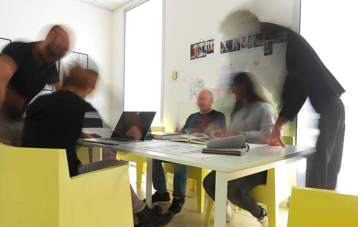Uffici e spazi in affitto per coworking