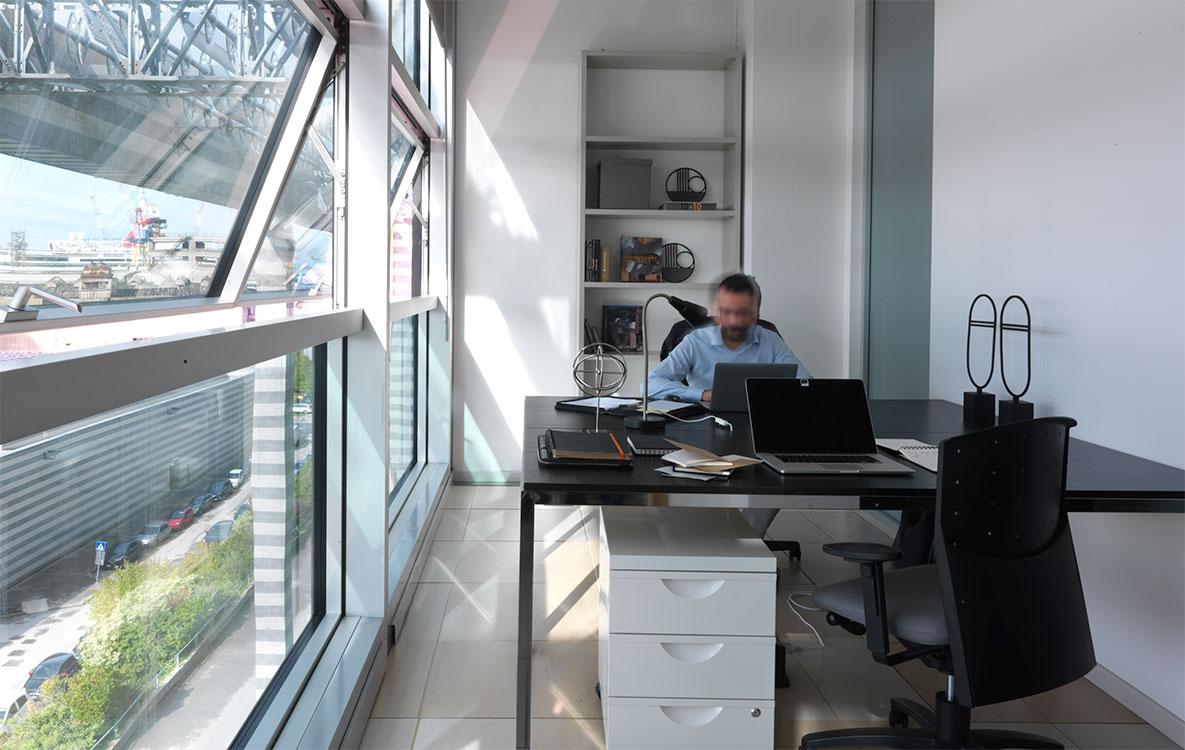 Spazio e ufficio per coworking al Vega di Venezia Marghera