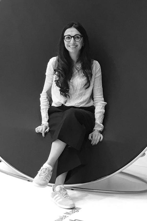 Elisa De Marchi interior designer a Venezia Mestre